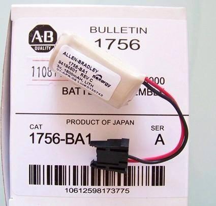 AB PLC-BATTERY 1756-BA1