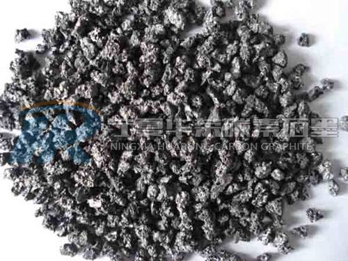 graphitized petroleum coke/GPC in ductile casting, iron smelting, high carbon content