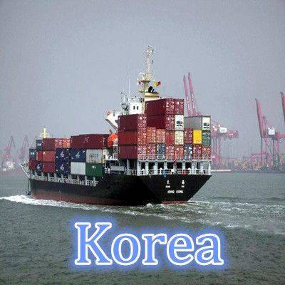 sea freight shipping to Korea from Guangzhou/Shenzhen,China