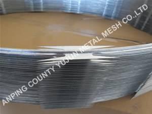 Single Coil Razor Wire (BTO-30, BTO-60, BTO-65)