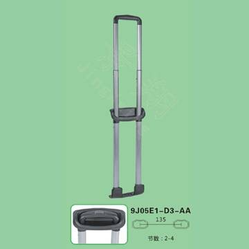 Telescopic Case Handle Suitcase Trolley