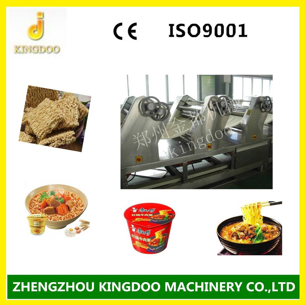Automatic Maggi Noodle Equipment with Less Labor