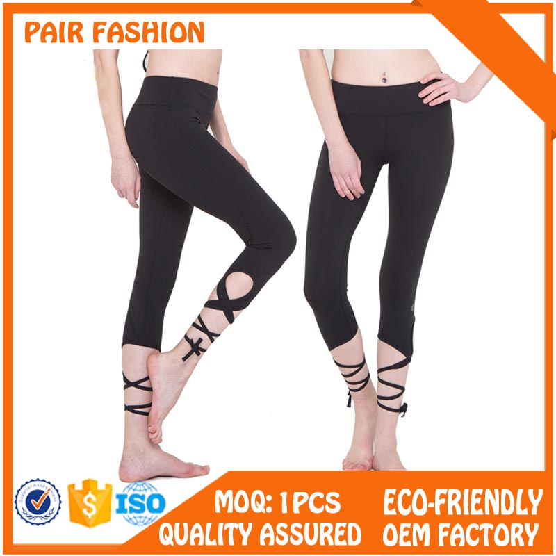women dry fit custom yoga pants