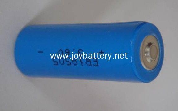 ER34615 D size battery, 3.6V lithium battery