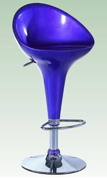 plastic bar chair