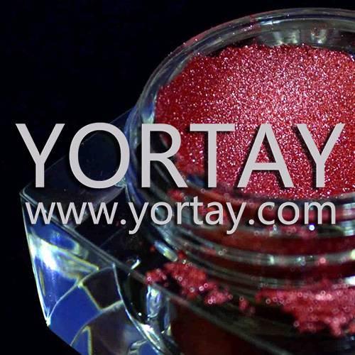 Sparkle Mauve Metal Luster Pearls Printing Pigment