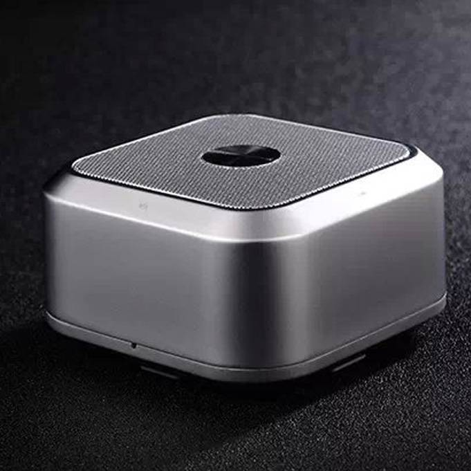 B100 Mini Bluetooth Speaker Support TF Card Aluminium Stereo Loudspeakers