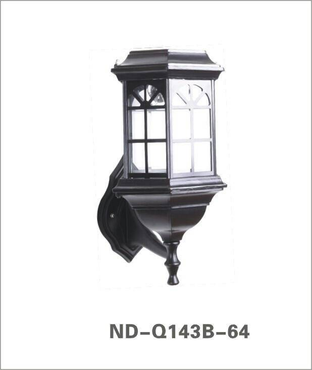 2016 high quality Nande Solar LED wall light