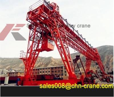 Maritime Cranes rubber tired gantry cranes