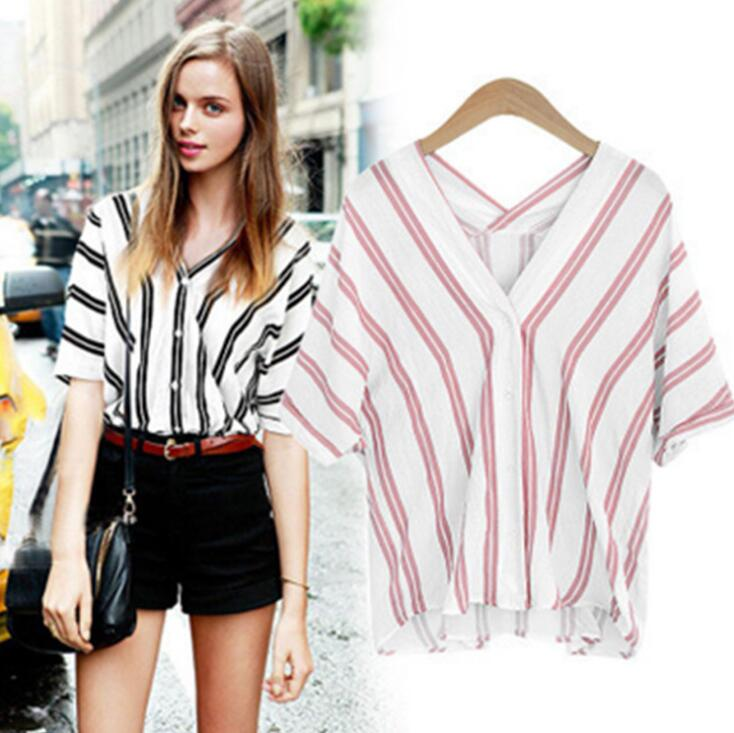2018 Hot Sale New Style Women Sexy Tops Striped Pattern Print Tassel Halter Casual Beach Sun-top Sex