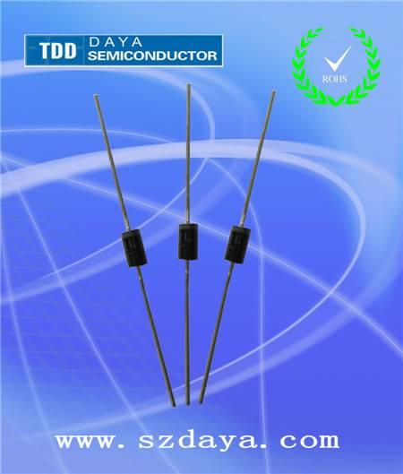 DIP Rectifer Diodes RL207 2.0A 1000V