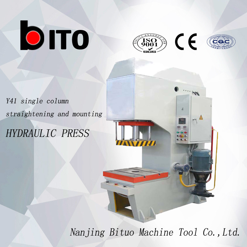Y41 single column hydraulic press