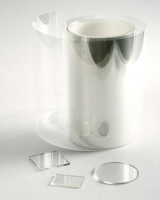 APO protective film without adhesive