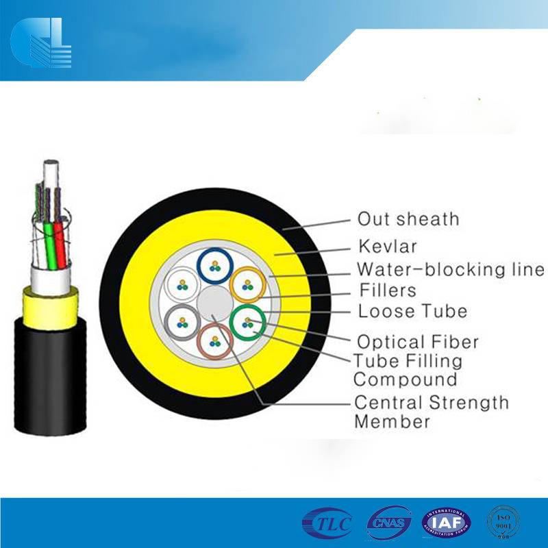 All-dielectric Self-supporting Aerial Installation Cable -ADSS