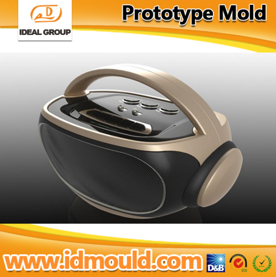 prototype mold by CNC machine