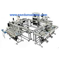 Flexible Manufacture System 11 stations