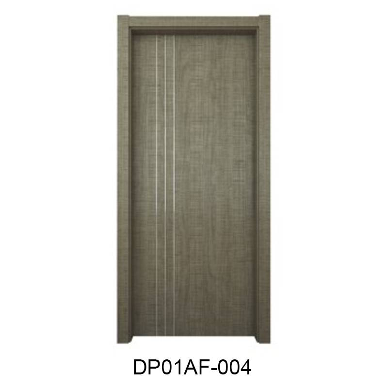 PVC or PP laminated Door (MDF +PVC PP  foil)