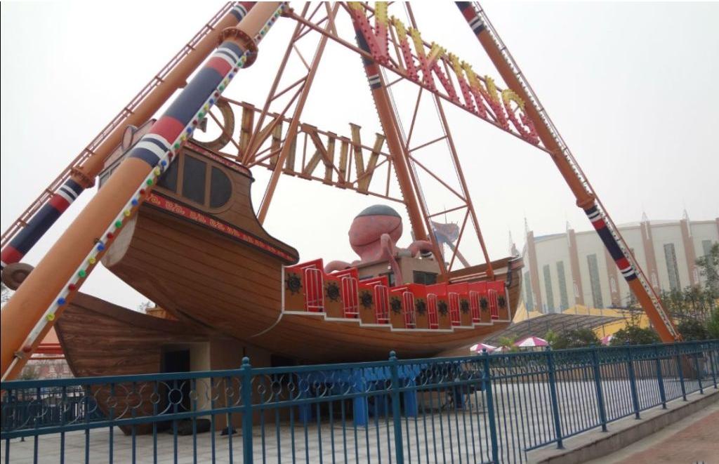 Pirate ship, Viking ship, galleon