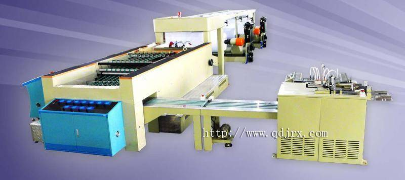 A4 Office Paper Sheeting Machine