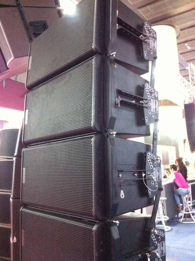 VERTICAL LINE ARRAY SYSTEM-GEO S1210