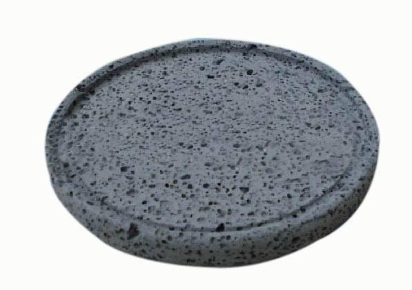 stone BBQ pan