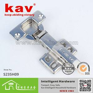 35mm Cup Two Way Fixed Soft Close Hinge