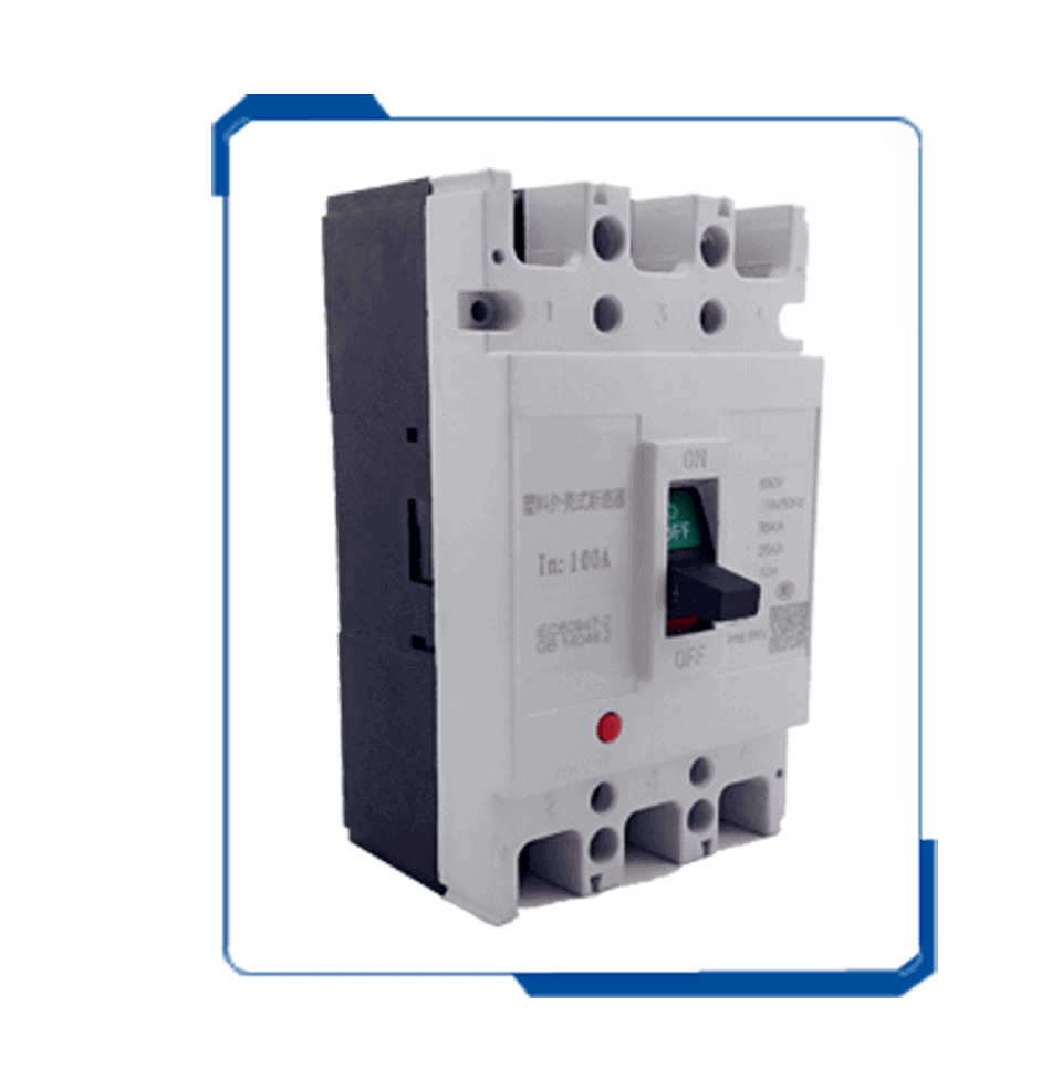 CM1 Model /Moulded Case Circuit Breaker/3 phase mccb