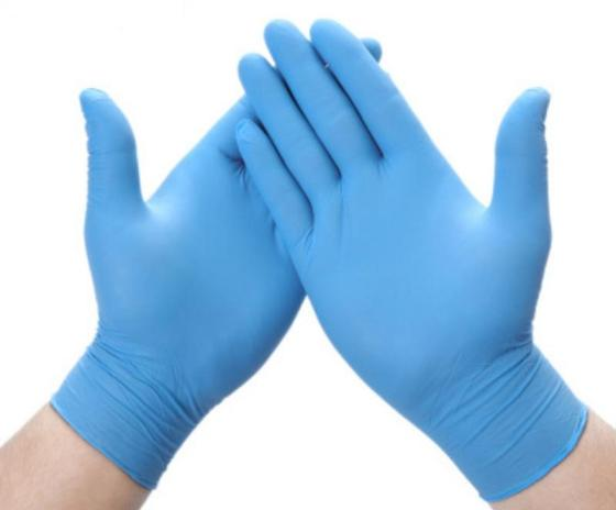 Latex Examination Glove, Powder Free, Polymer Coated, Non-sterile