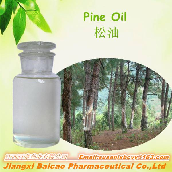 Pine oil with terpineol from 50%-99%
