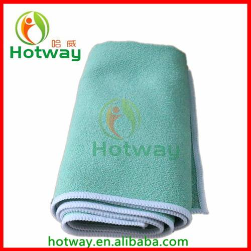 2015 New Coming Fitness Yoga Towel Super-absorbent and Quick Dry Manduka Yoga Mat Towel
