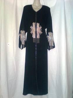 abaya jilbab fabric A14