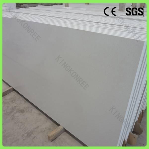 Countertop material quartz stone slab