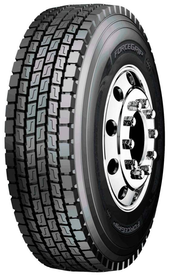 ForceGrip brand radial truck tyre 12R22.5