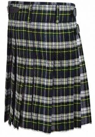 MENS DRESS GORDON TARTAN SCOTTISH KILT