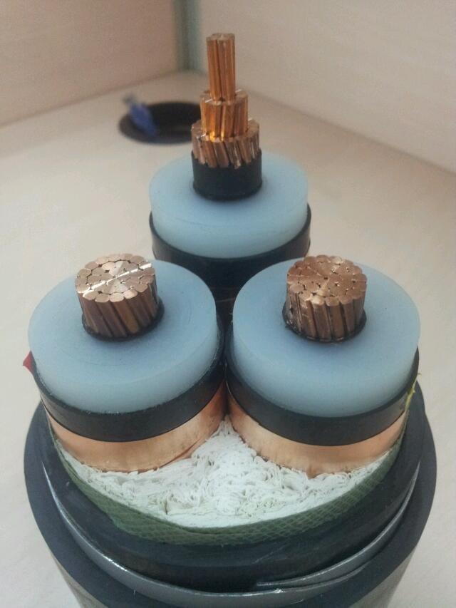 MV power cable price 3 phase 3x240mm2 CU/XLPE /SWA medium voltaeg power cable for underground