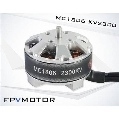 Fpvmodel MC1806-2300KV Mini Motor for Multirotors
