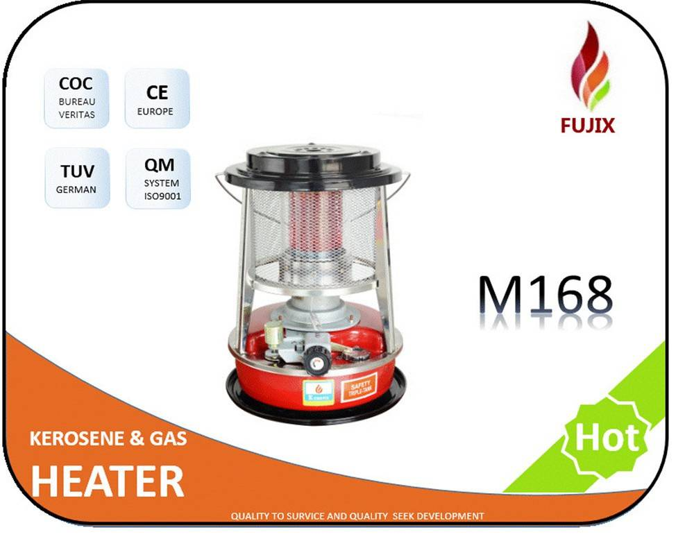 Portable Multifunction kerosene heater M-168