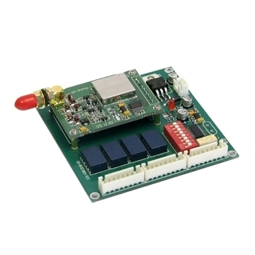 Wireless ON-OFF relay DO module I/O module HR-804