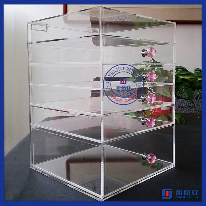 Acrylic Cosmetic Organizer with Different Style