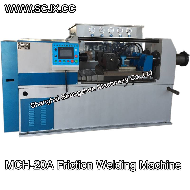 200KN Friction Welding Machine