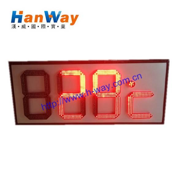 LED Temperature Sensor Board
