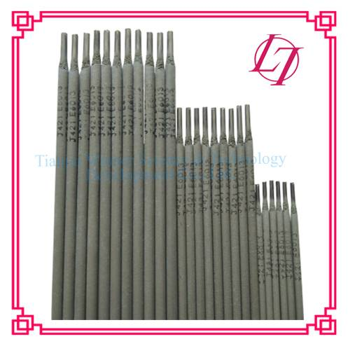 ESAB quality Rutile type low alloy steel welding rod J421 AWS E6013 Welding Electrode