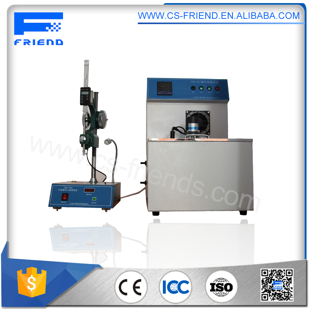 FDS-1401 Petroleum wax penetration tester