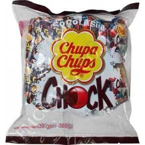 Chupa chup chock chocolate candy 40g (bag)