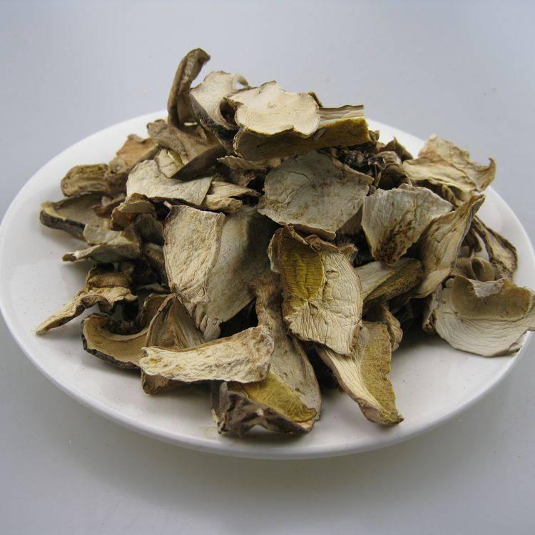 Bulk Wild Dried Boletus Edulis Slices Grade A2
