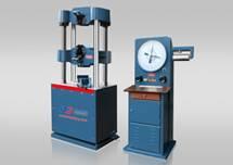 Analogue display universal testing machine