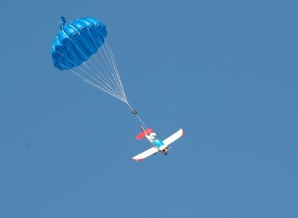 UAV model parachute , Aeromodelling parachute,