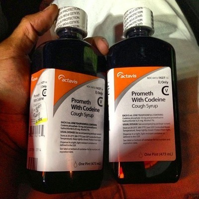 sealed purple cough actavis