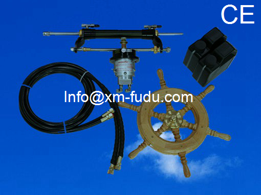 Hydraulic steering kit for 90HP