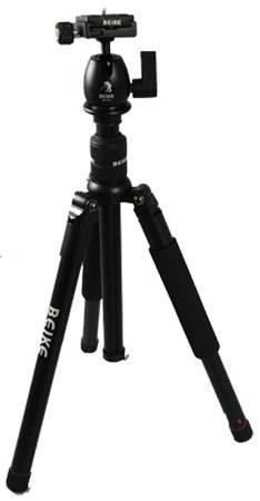 Reverse Folding Camera Tripod BK-461